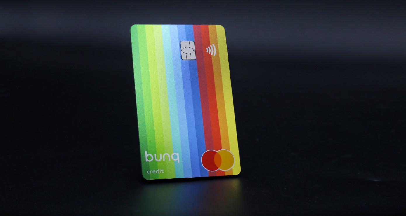 Bunq Travel Card - Bunq