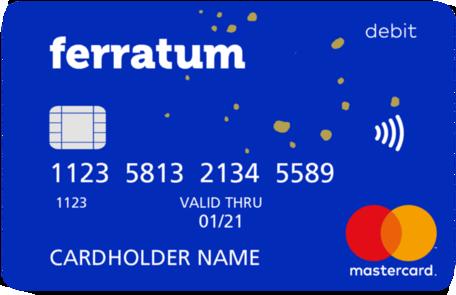 Ferratumbanktarjeta - Bancos