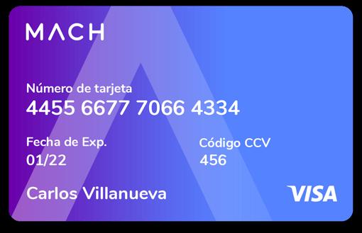 TarjetaMACH - Bancos
